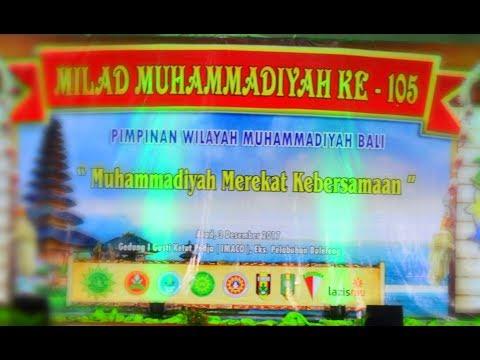 SANG SURYA - MILAD MUHAMMADIYAH 105 BALI