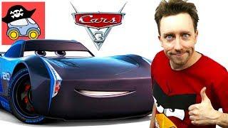 🚗 Тачки 3 прохождение ДЖЕКСОН ШТОРМ Прохождение топ игры Cars 3 на Playstation 4 Жестянка Стрим