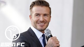 David Beckham's Miami MLS club reportedly to be announced next week | ESPN FC