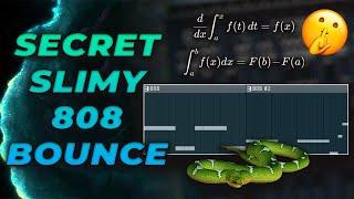 HOW TO MAKE SLIMY 808 PATTERNS   Crazy Slatt Triplet 808 Bounce Sauce  Tutorial in FL STUDIO 2020