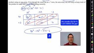 Common Core Algebra II.Unit 1.Lesson 5.Multiplying Polynomials.V2