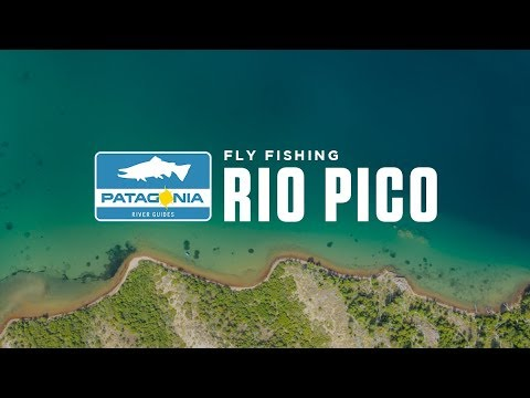 Fly Fishing Rio Pico - Patagonia River Guides