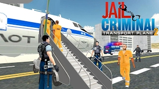 Jail Prisoner Transport Plane (by Gamerz Studio Inc) Android Gameplay [HD]