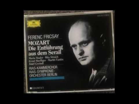 Ernst Haefliger - Wenn der Freude Tränen fließen - Entführung - Mozart 432 Hz