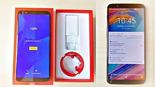 OnePlus 5T - UNBOXED LOOK!!!