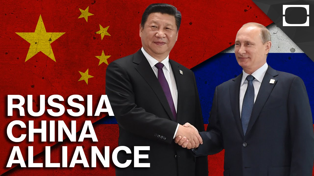 Why Do Russia And China Love Each Other? - YouTube