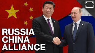 Why Do Russia And China Love Each Other?