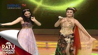 """Gisele - Fitri Carlina """" Pacar Lima Langkah """" Ratu Dendang Dangdut (31/7)"""