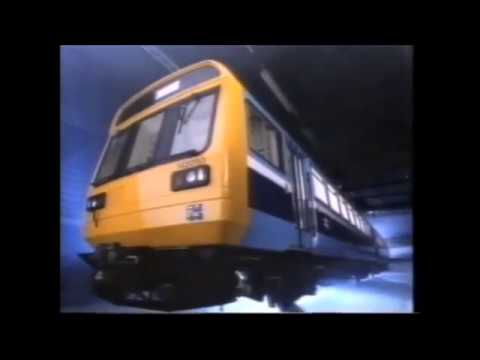 1987 British Rail Advert - Plain Sailing