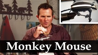 Boots Allen: Monkey Mouse free fly tying pattern tutorial video
