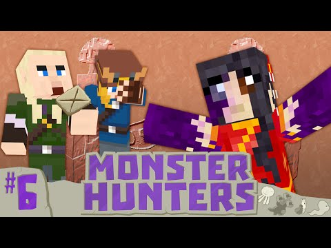 Minecraft - What's Lembas Bread? - Monster Hunters 6