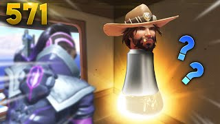 WTF Is Wrong With This McCree..?! | Overwatch Daily Moments Ep.571 (Funny and Random Moments)