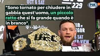 [UFC 229] Conor McGregor vs Khabib - Press Conference