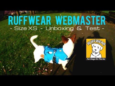 RuffWear Web Master Dog Harness Size XS