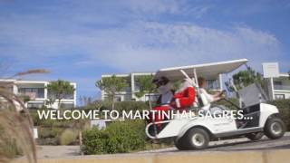 Martinhal Christmas 2016 - Road Trip for Santa & Rafi