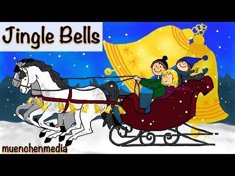 ⭐️ Jingle Bells - Weihnachtslieder deutsch | Kinderlieder deutsch | Weihnachten - muenchenmedia