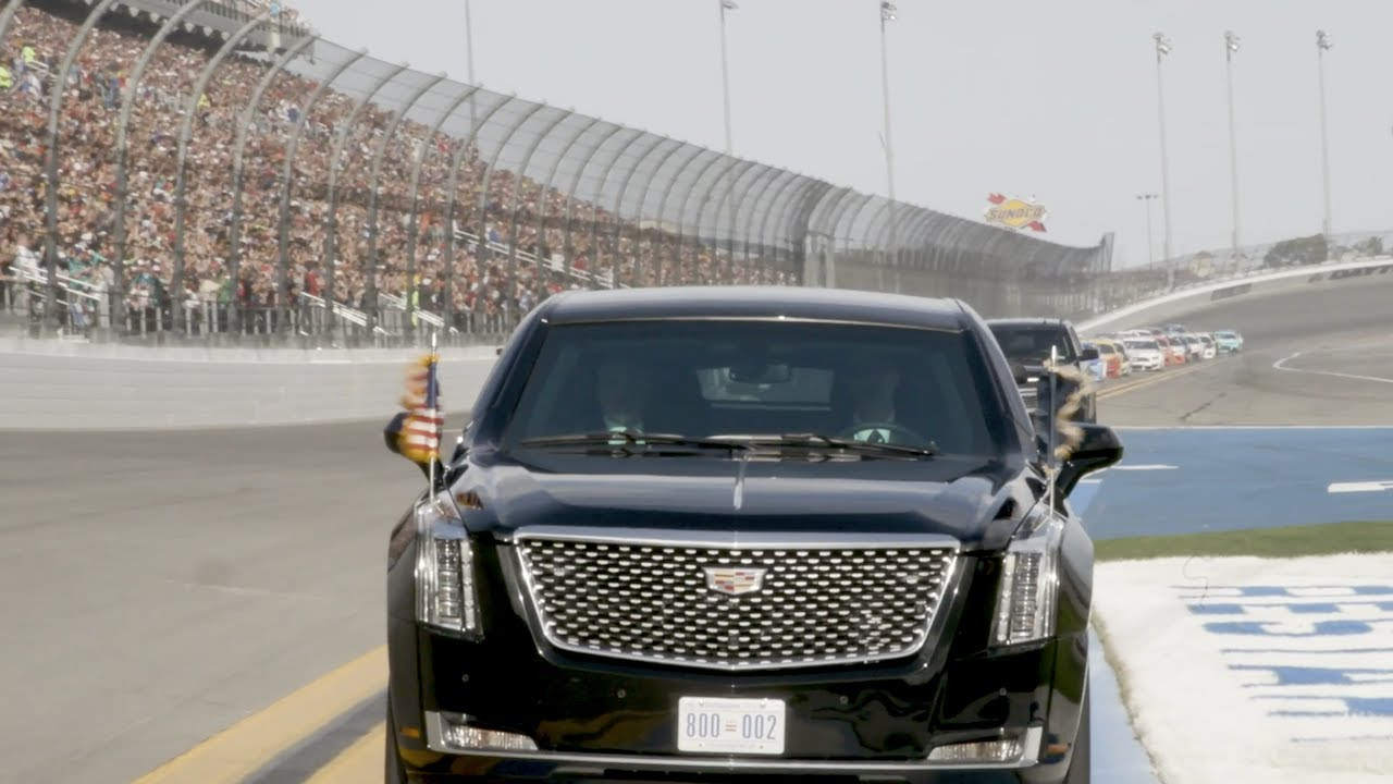 President Trump Attends the Daytona 500 - The White House