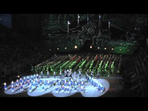 Royal Scots Dragoon Guards - The Royal Edinburgh Military Tattoo 2011 (Closing)