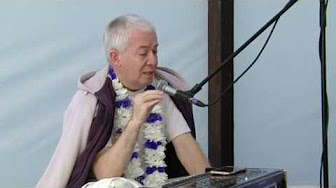 Шримад Бхагаватам 10.2.39 - Чайтанья Чандра Чаран прабху
