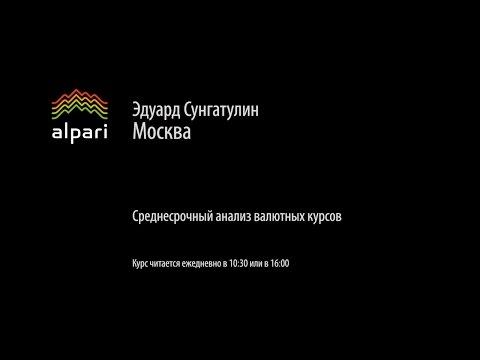 Среднесрочный анализ валютных курсов от 21.08.2015