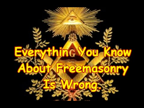 Everything You Know About Freemasonry, Secret Societies & Am