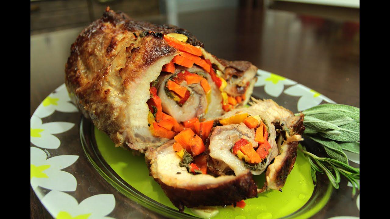Что можно сделать из свиной шейки