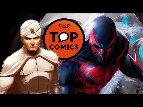 Top superhéroes latinos