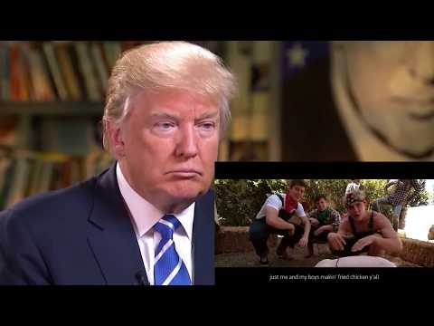 Donald Trump Reacts to Jake Paul - Ohio Fried Chicken