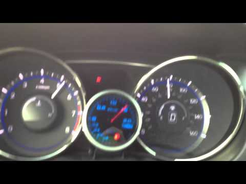 Short clip of SFR tuned 2.0T Hyundai Sonata up to 105mph