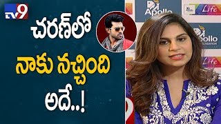 What did Upasana find surprising about Ramcharan?  - TV9 Trending