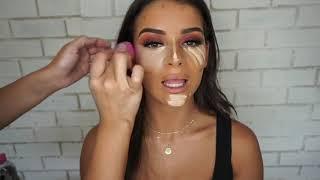 Cranberry Makeup by Jenny Do ft Chantelle