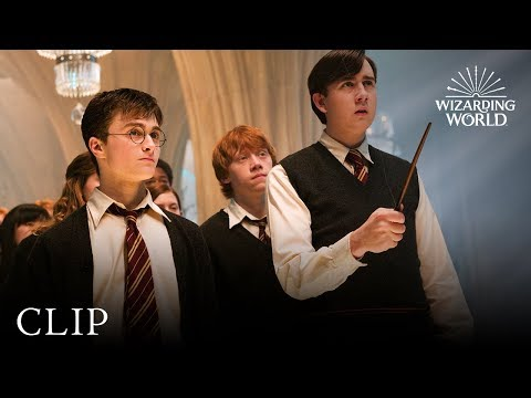 Dumbledore's Army | Harry Potter and the...