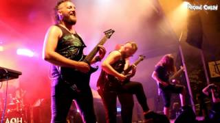 Arch Of Hell - Delusion Of Divinity (live at Rockové Chrlení 2016)