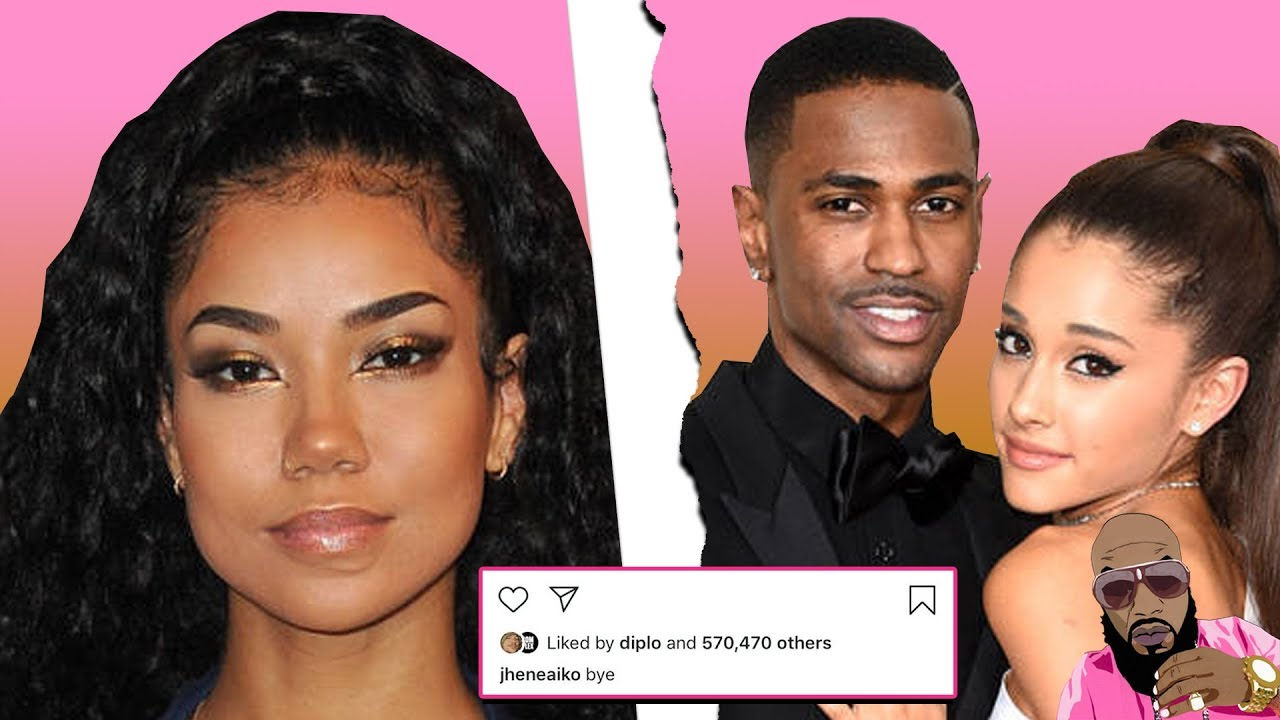 Jhené Aiko Says FAREWELL To World After Big Sean BREAKS Her Heart With Ariana Grande