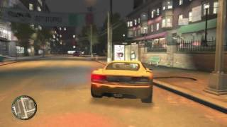GTA IV  1920x1080 on LG M227WD Full HD TV / Monitor....PC