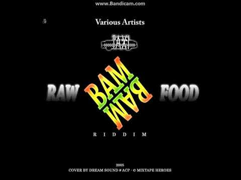 RAW FOOD RIDDIM INSTRUMENTAL