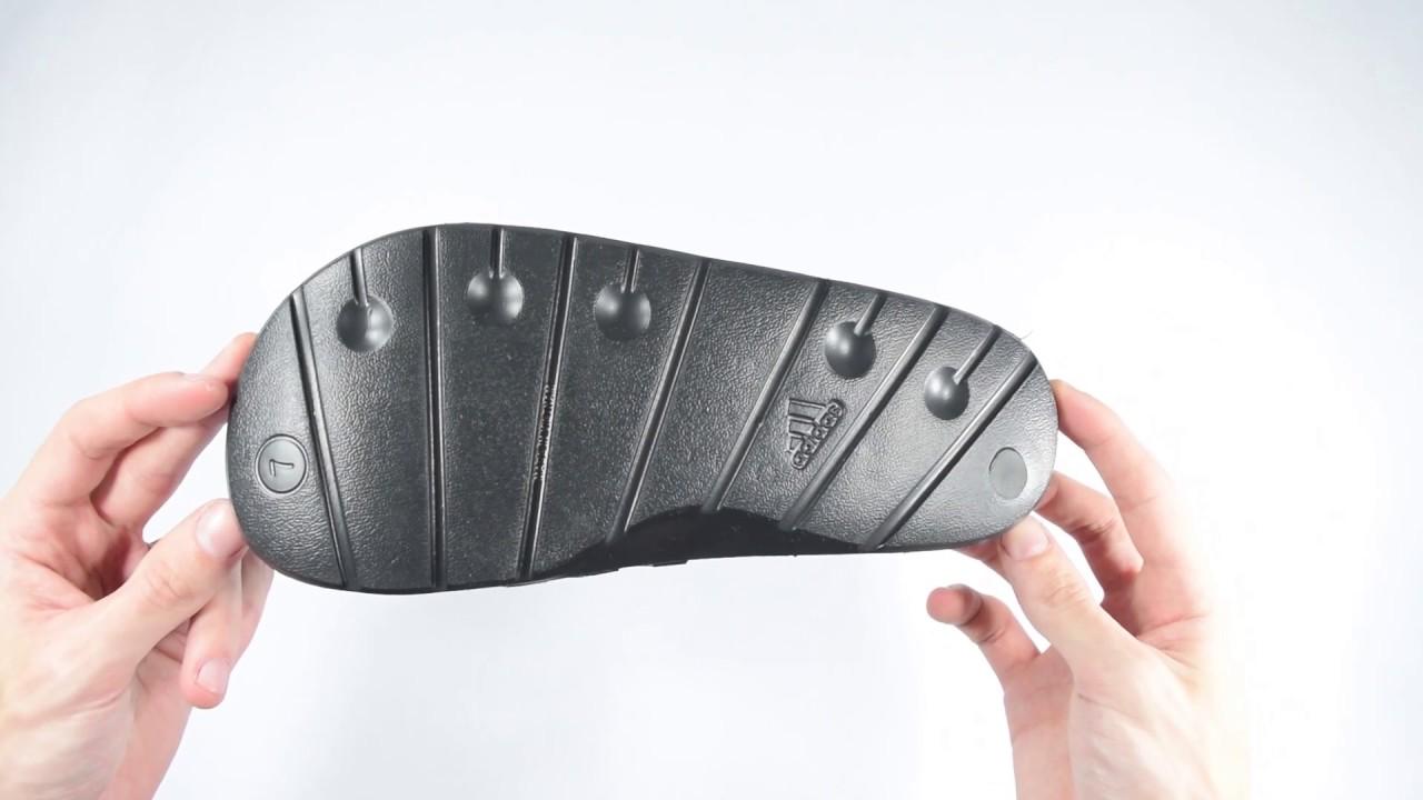 3994413ebd2fc Pánske šľapky Adidas Duramo Slide G15890   1211000   - YouTube