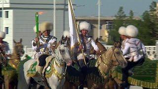 AIMAG: Turkmenistans ganzer Stolz - sport