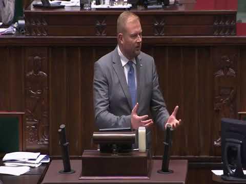 Witold Zembaczyński – wystąpienie z 22 listopada 2017 r.