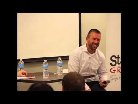 Ryan DeLuca (Bodybuilding.com) at Startup Grind Boise