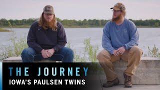 Meet The Paulsen Twins | Iowa | Big Ten Football | The Journey