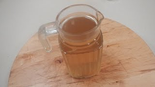 How To Make Vegetable Stock | Sanjeev Kapoor Khazana