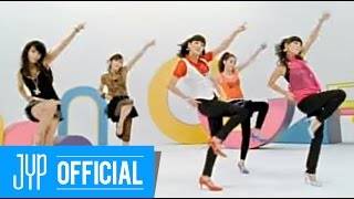 "Wonder Girls ""Tell Me"" M/V"