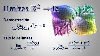 Limites de funciones en dos variables - 1/2