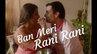 Ban Ja Tu Meri Rani -(Remix) |guru randhawatumhari | video mix 2018
