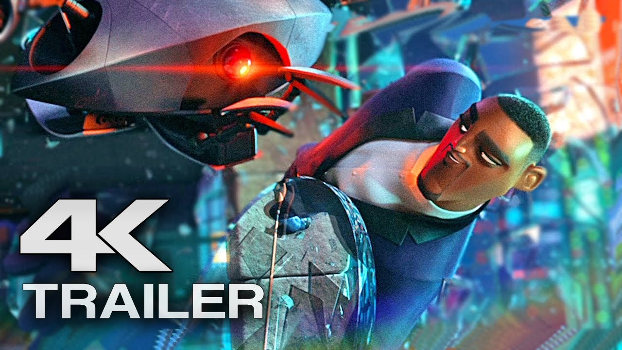 Download SPIES IN DISGUISE Trailer (4K ULTRA HD) 2019 - Will Smith, Tom Holland Animated Movie