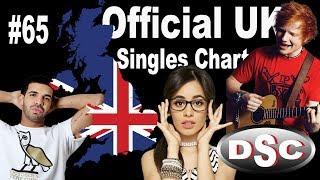 UK Top 40 Singles Chart 15 June, 2018 № 65