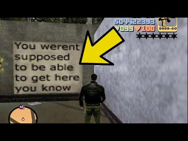 10 segredos de videogame que você não deveria encontrar + vídeo