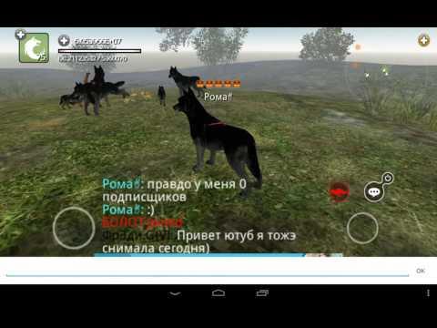 Обзор мода волк онлайн