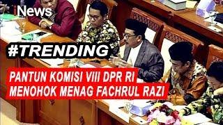 Dicecar Komisi VIII DPR RI, Ini Pantun Menohok untuk Menag Fachrul Razi - iNews Prime 07/11